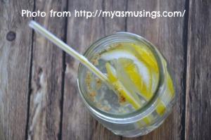 Detox Water - Yum
