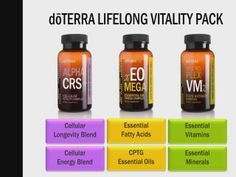lifelong vitality